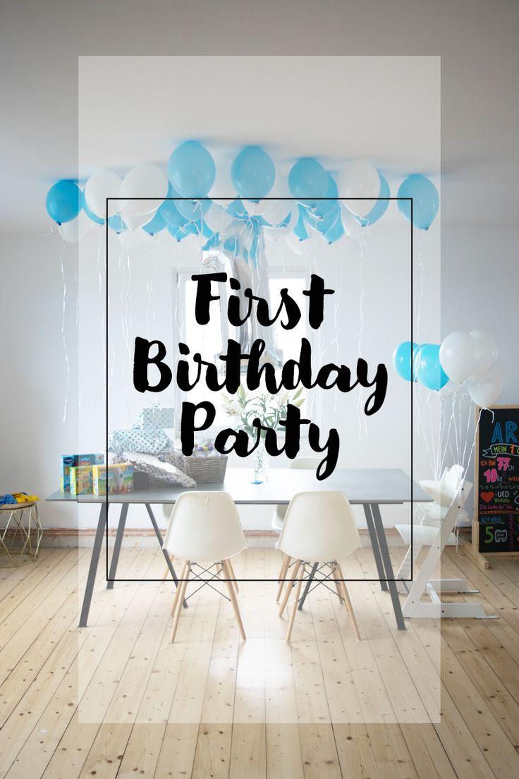 Die besten 25 baby erster geburtstag ideen auf pinterest for Geburtstagsdeko 1 geburtstag