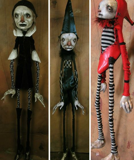 Creepy Creatures: The Dark and Quirky Art of Scott Radke