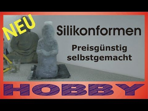 silikonformen zum betongie en herstellen youtube home. Black Bedroom Furniture Sets. Home Design Ideas