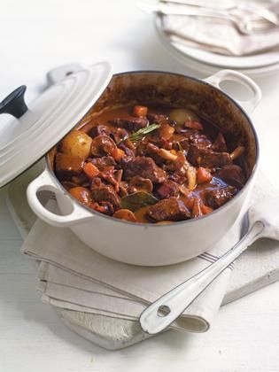 Try this healthy and delicious stew from celeb chef Gino D'Acampo, author of The Italian Diet: 100 Healthy Italian Recipes to Help You Lose Weight and Love Food