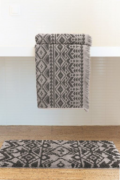 Spirit bath towels and rugs: part of Sorema - Bath Fashion Collection in 2017