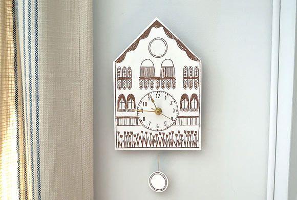 Reloj de cuco descargable