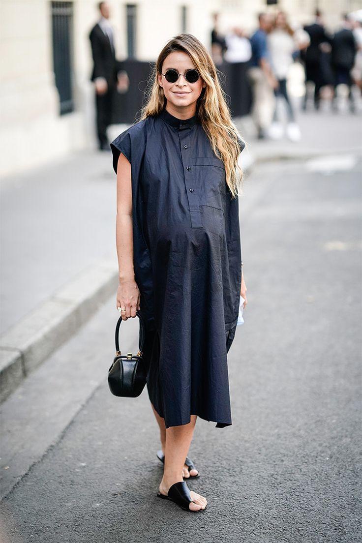 Хиты из последних коллекций VS покупки десятилетней давности в парижском стритстайле   Журнал Harper's Bazaar