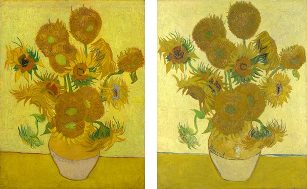 Mark your calendar to learn more about Van Gogh's Sunflowers: Friday 14 March from  6.30–7.30pm at the National Gallery, London.  More info: http://www.nationalgallery.org.uk/whats-on/calendar/course-14-march-2014
