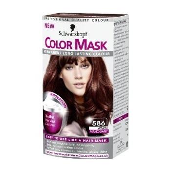 schwarzkopf color mask 586 warm mahogany 595 free uk delivery http - Schwarzkopf Coloration Semi Permanente