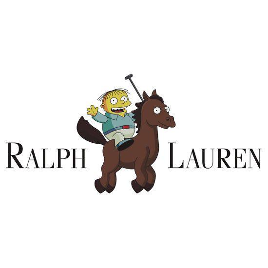 Ralph Lauren (Ralph Wiggum)