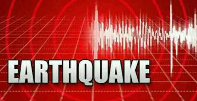 4.3 magnitude earthquake strikes Northeast   A minor earthquake of 4.3 magnitude on the Richter Scale struck parts of Northeast India.  The depth of the earthquake was 10 kilometers and epicentre in East Garo Hills Meghalaya. No injuries were reported.  Further details are awaited.  NorthEast