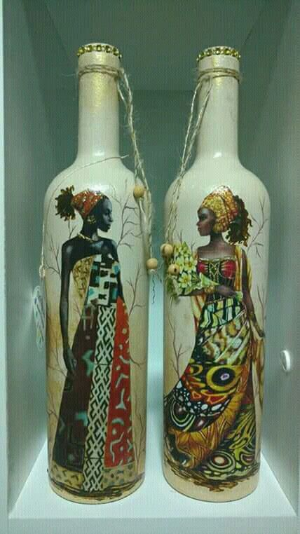 9854 best Altered art bottlesjars images on