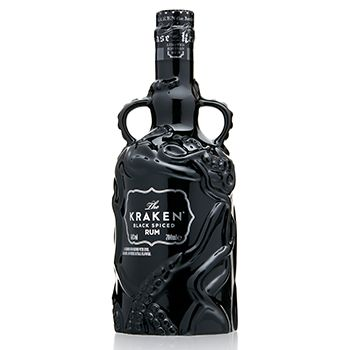 Kraken - limited release - Ceramic Bottle. @liquid_drops #LiquidDropsLDN #AlcoholDelivery #LDN