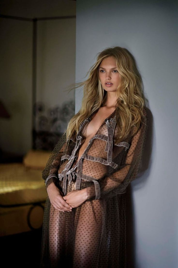 Romee Strijd Goes 'Dutch Treat' By Gilles Bensimon For Maxim Magazine October 2016