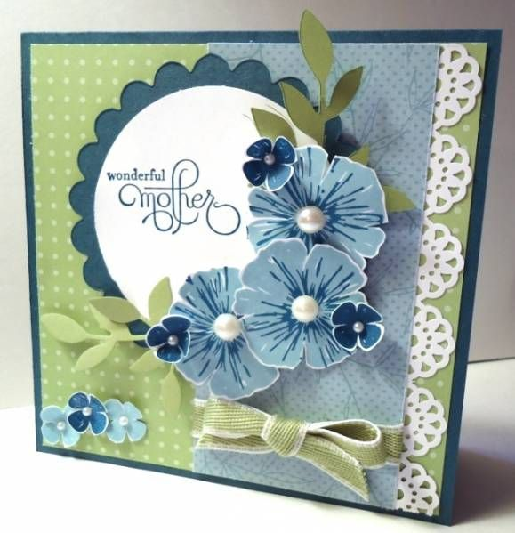 Remembering Mom by dani114 - Cards and Paper Crafts at Splitcoaststampers