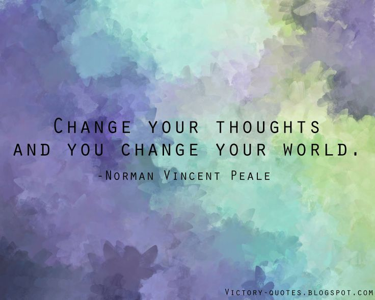 Victory Quotes: Change Your World!!