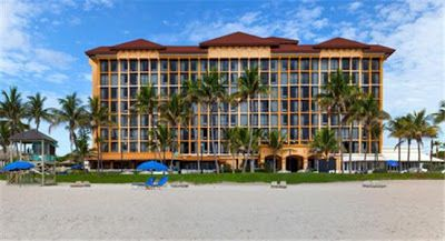 Florida Hotels Reservation: Wyndham Deerfield Beach Resort