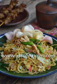 Diah Didi's Kitchen: Mie Goreng Tek Tek Ala Abang Abang