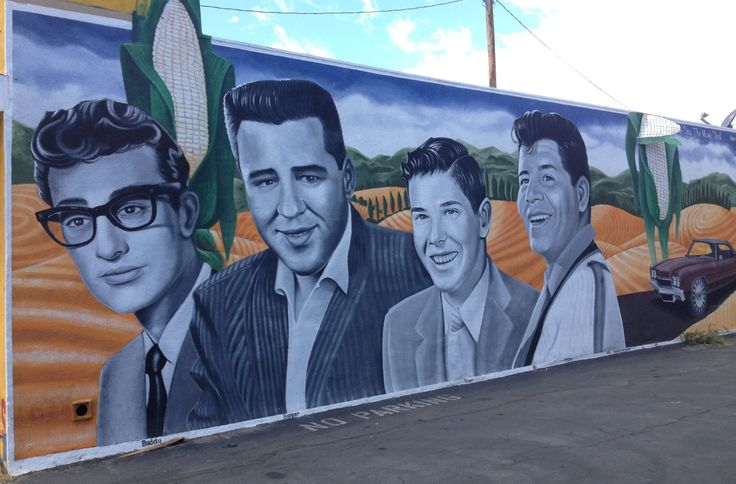 Neomexicanismos mural mile on van nuys blvd pacoima for Anthony quinn mural