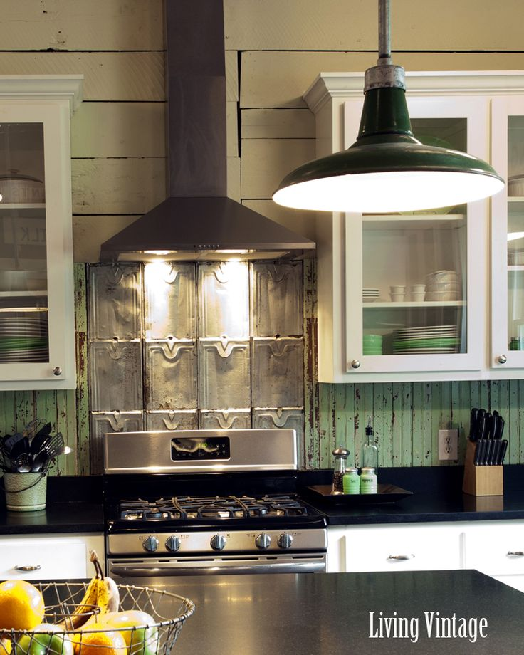 Old Kitchen Tile: Living Vintage Kitchen Reveal