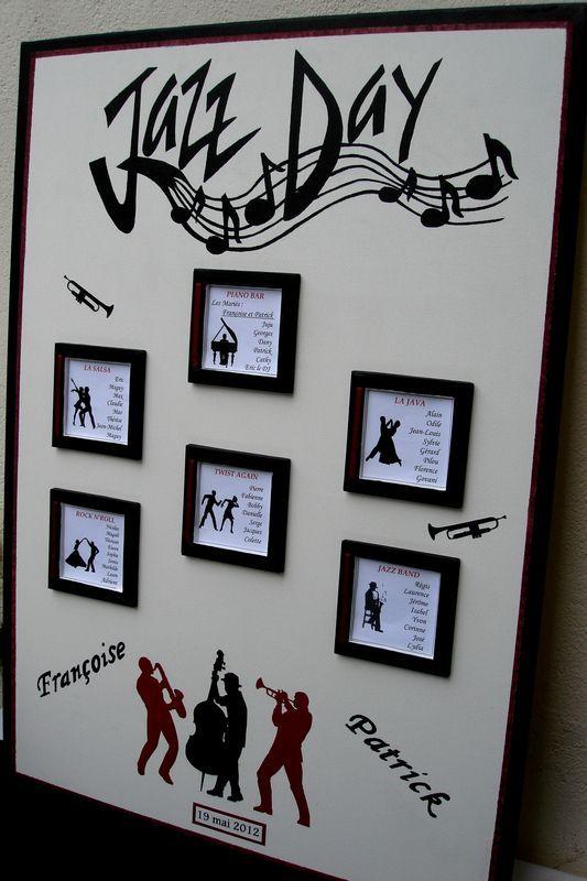 Votre mariage sur le thème de la musique !