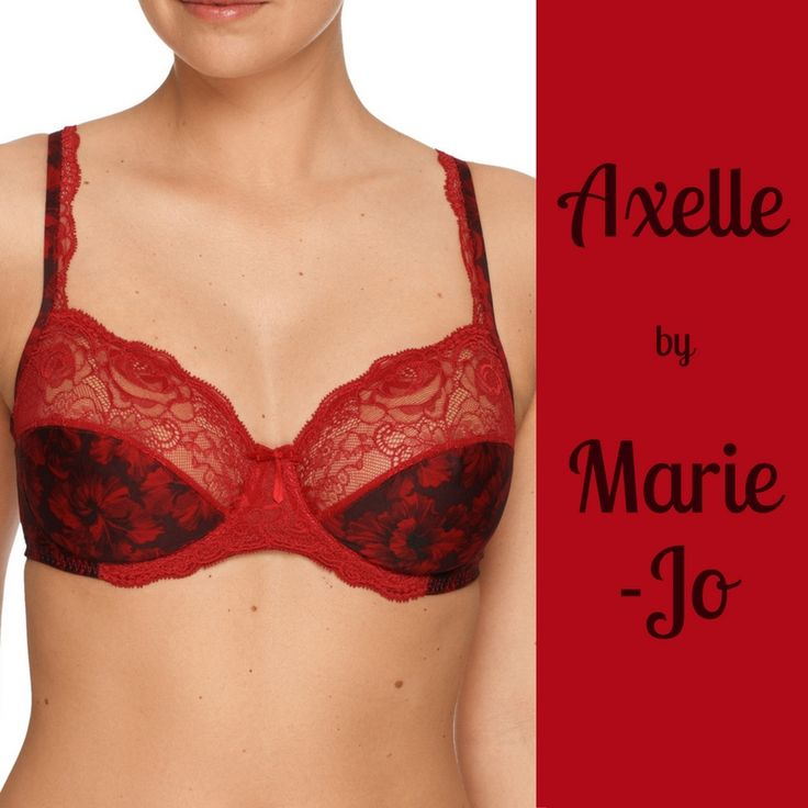 Marie-Jo's Axelle full cup bra is no stranger to Tryst and this time it's back in a fabulous new colour. We love Axelle because it's comfy and soft. We love it because the lace is supportive and sensual -not to mention how much we love the Rising Sun Red colour combined with the rose print motif. This bra is the kind of the thing you'll rue having to take off at the end of the day. 32-36 B-E