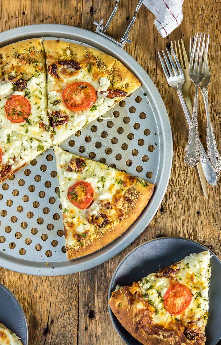 rezepte weisse pizza beliebte gerichte und rezepte foto blog. Black Bedroom Furniture Sets. Home Design Ideas