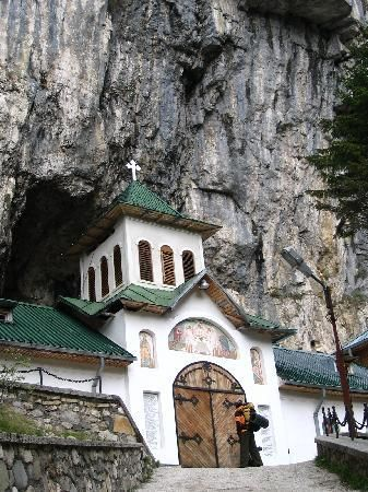 Ialomiţa Monastery, Bucegi, România