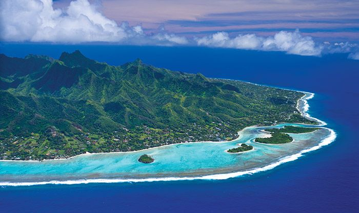 Discover Cook Islands, the Secret of the South Pacific. Award winning Air New Zealand will take you there on non-stop 9 1/2 hour overnight flight to Rarotonga.