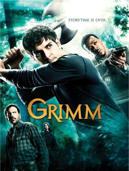 Grimm 2011 In modern day Portland, Oregon, a police detective inherits the ability to see supernatural creatures. Stars: David Giuntoli, Russell Hornsby, Bitsie Tulloch, Silas Weir Mitchell
