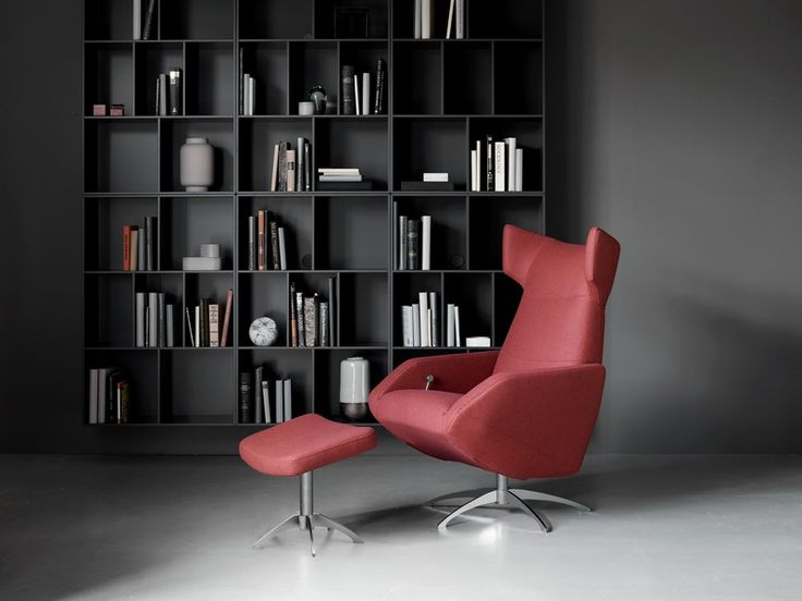 Harvard - red designer armchair Sydney
