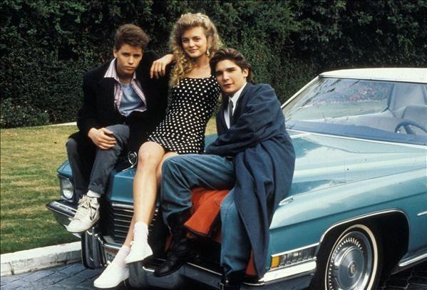 """License to Drive"" (1988) starring Corey Haim, Corey Feldman & Heather Graham"