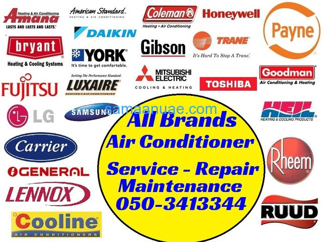 Split Ac Central Ac Air Conditioner Service Repair Maintenance In