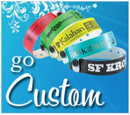 Wristbands.com is a direct custom wristband manufacturer in USA. We have been in business for more than 50 years who is specializing in custom Tyvek, plastic, vinyl, and silicone wristbands. Many of our products are shipped the next business day while the custom designed wristbands are shipped faster than any other competitors. Please visit our website at www.wristbands.com to learn more of our offers and specials.  http://www.wristbands.com  #Custom_wristbands #Event_Wristband