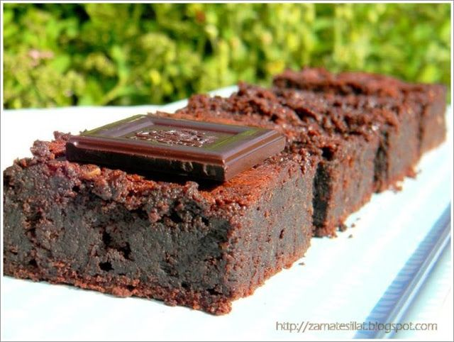 Nutellás brownie