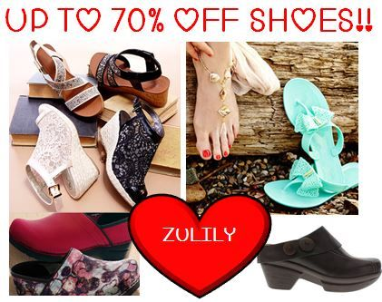 Up to 70% off SHOES!! Great time to add to your shoe stockpile. hehe  They have a little of everything so it's so hard to choose! ► http://www.thecouponingcouple.com/shoe-sale-online-at-zulily-cute-summer-shoes-up-to-70-off/  #Coupons #Couponing #CouponCommunity
