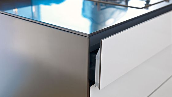 Fitted kitchens | Kitchen systems | Artematica Multiline | Bianco ... Check it out on Architonic