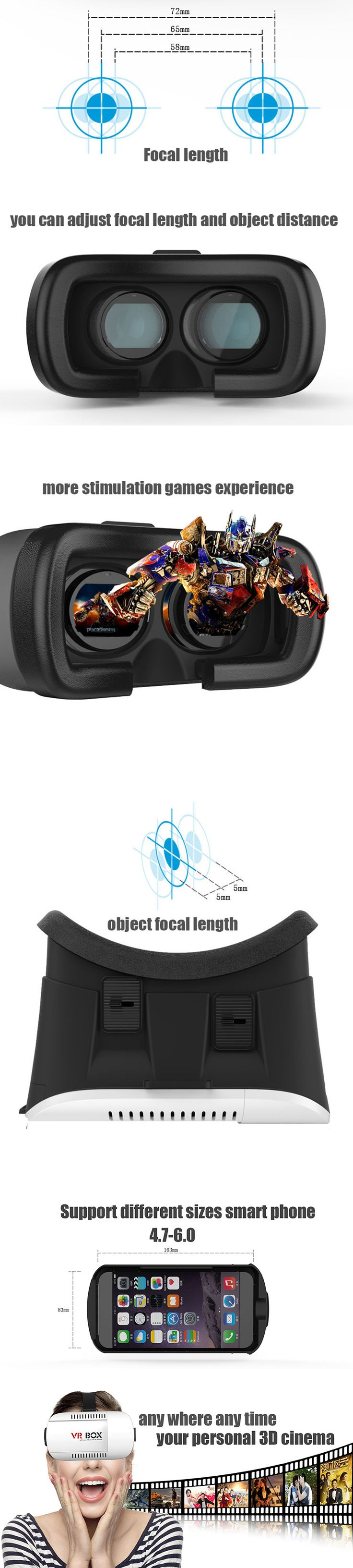 """VR BUCINUM VR BOX 1.0 VR 3D Glasses Support 4.7-6.0"""" Smartphones for Samsung Galaxy S8 etc Virtual Reality Glasses 3D VR Games   Read more at Electronic Pro Market : http://www.etproma.com/products/vr-bucinum-vr-box-1-0-vr-3d-glasses-support-4-7-6-0-smartphones-for-samsung-galaxy-s8-etc-virtual-reality-glasses-3d-vr-games/   VR BUCINUM VR BOX 1.0 VR 3D Glasses Support 4.7-6.0″ Smartphones for Samsung Galaxy S8 etc Virtual Reality Glasses 3D VR Games  Product Descrip"""