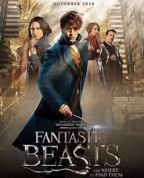 Fantastic Beasts and where to find them - blog review