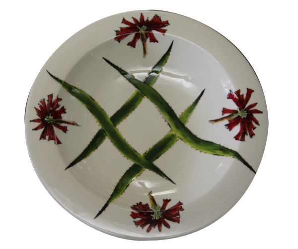 Aloe Cathy Bowl. #ceramic #aloe #art #bowl