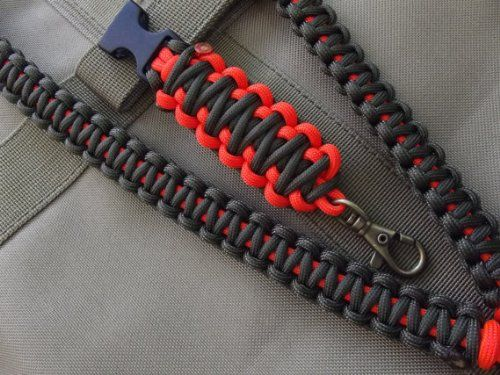 17 images about everything paracord on pinterest for How to make a paracord lanyard necklace