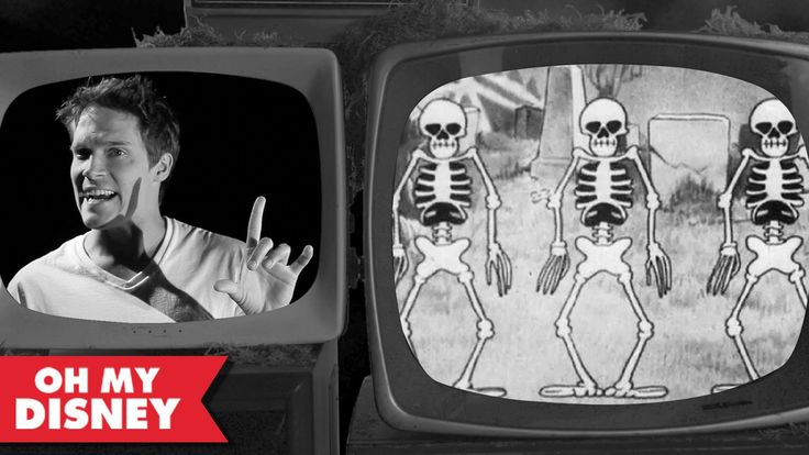 Tom Thum Skeleton Dance Remix  Beatboxer Tom Thum remixes a classic Silly Symphony.