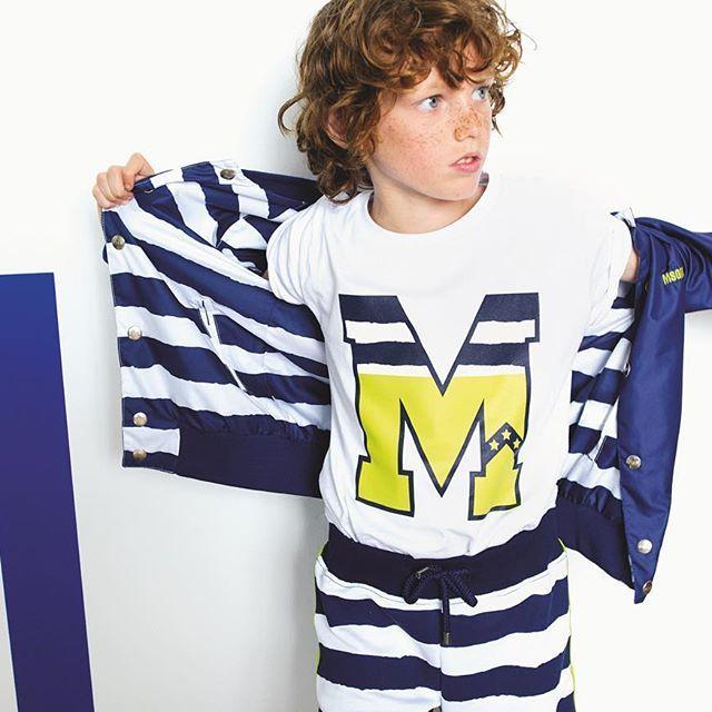 Summer ☀️ Boy collection / #msgmkids #ss17collection  . . #ss17 #campaign #msgm #dressyourfuture #kidswear #kidsstyle #kidsclothes #springsummer #summertime #springfashion #boyfashion #sportswear #tv_kidz