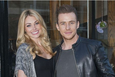 McFly star Danny Jones and fiancee Georgia Horsley win £5,000 on All Star Mr & Mrs
