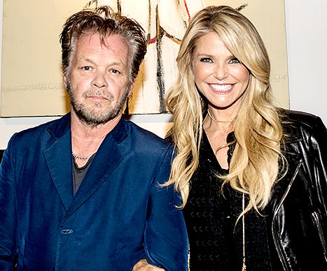 Christie Brinkley on Marrying John Mellencamp: I Don't Want to Jinx It - Us Weekly