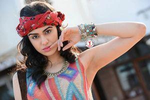 Bollywood Heroine and Model Adah Sharma's latest Photo Stills