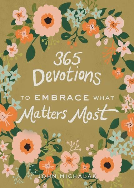 This daily devotional puts life into perspective, reminding you not to dwell on earthly matters of little importance, but to spend time each day connecting with God�these are the moments that matter the most.