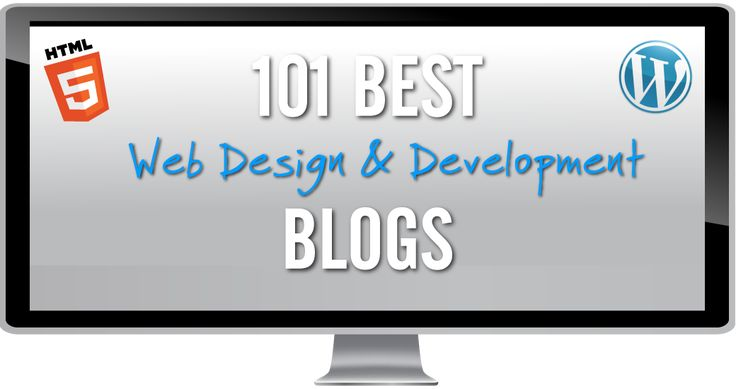 101 Best Web Design and Development Blogs via @DashBurst