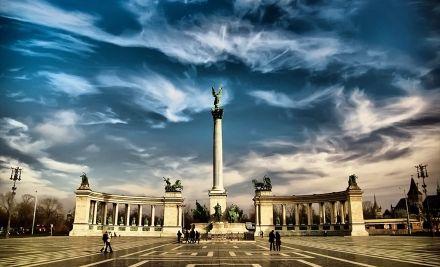 Szabadtéri nyomozás Budapesten