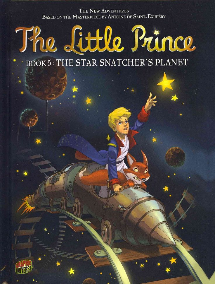 The Little Prince 5: The Star Snatcher's Planet