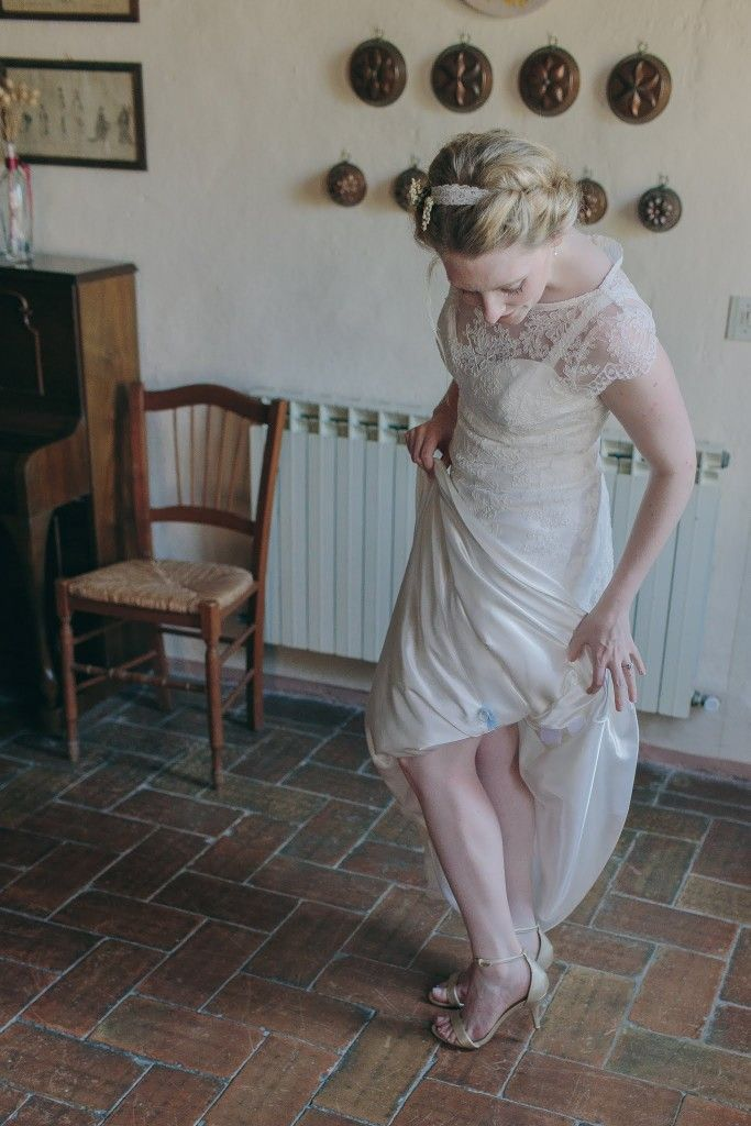 Gareth and Jen – June 2016 – A word about this blog and Graceful natural wedding in Valdorcia |