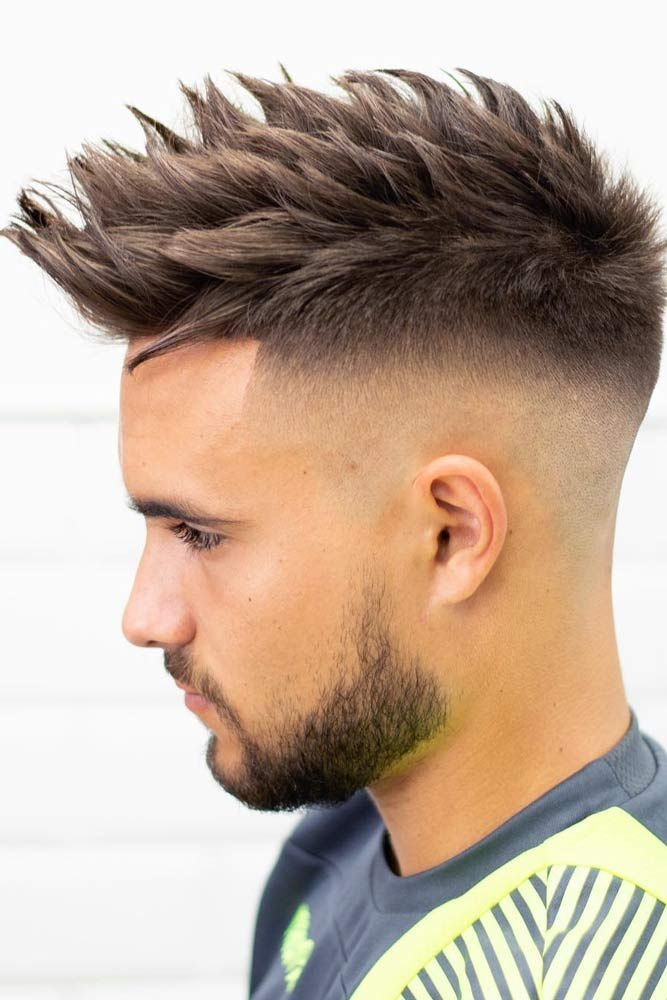 Short Spiky Quiff High Fade Menhairstyles Hairstyles Looking For Staggering Creative And Masculine M In 2020 Hair Styles Mens Haircuts Short Mens Hairstyles Short