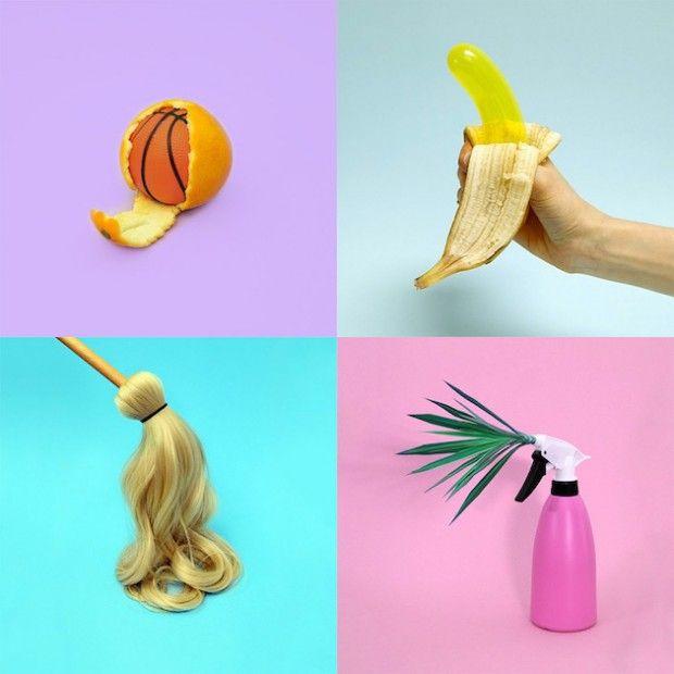 Objets détournés par Vanessa Mckeown - Journal du Design