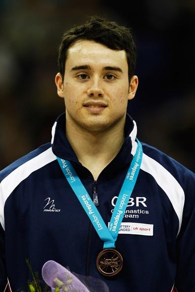 Kristian Thomas Photo - FIG Artistic Gymnastics Olympic Qualification - LOCOG…